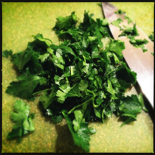 THE BENEFITS OF GROWING PARSLEY IN YOUR KITCHEN GARDEN UTH_parsley1