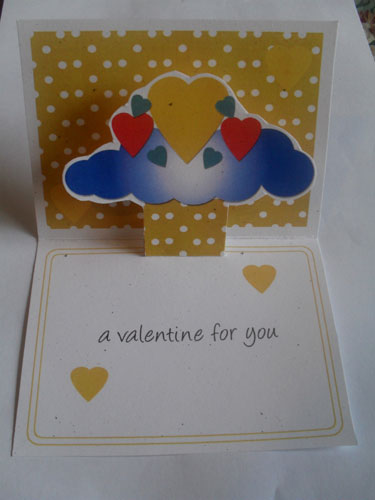 How to Make the Pop Up card3