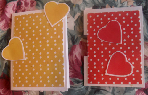 Pop Up Cards Fronts Finished
