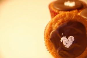 Gluten Free Boston Cream Cupcakes