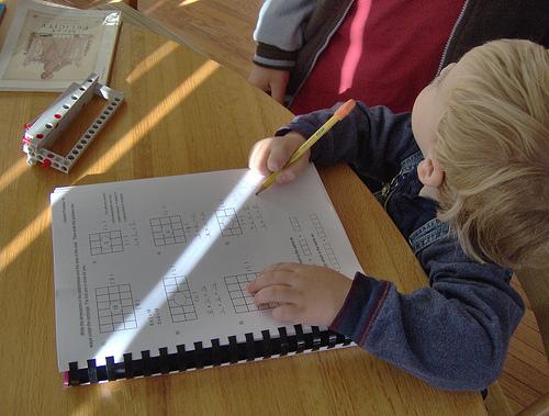 Homeschooling Young Kids