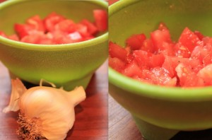 Marinara Style Tomatoes