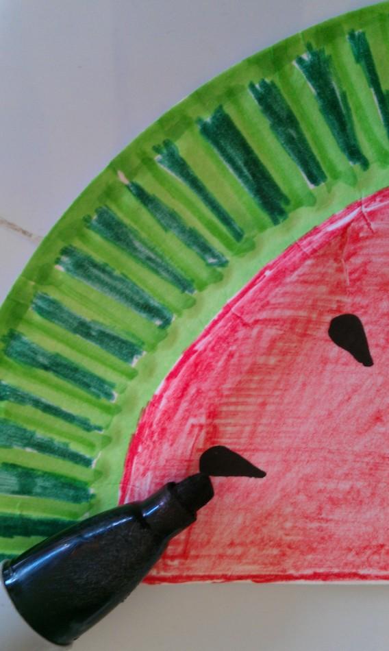 4. & Paper Plate Craft