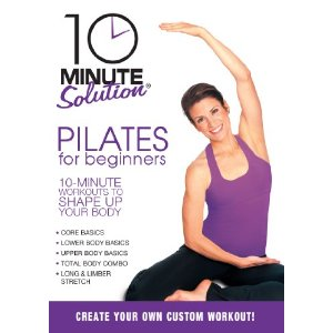 Pilates video for beginners - NHS