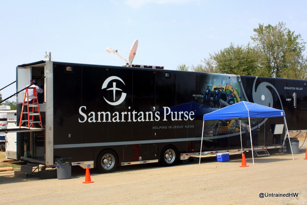 Mobile emergency response trailer