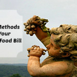 10 Easy Methods to Slash Your Family's Food Bill