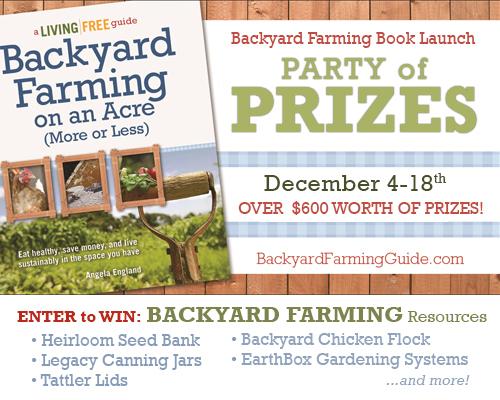 The Backyard Farming Connection: Book Review: Backyard ...