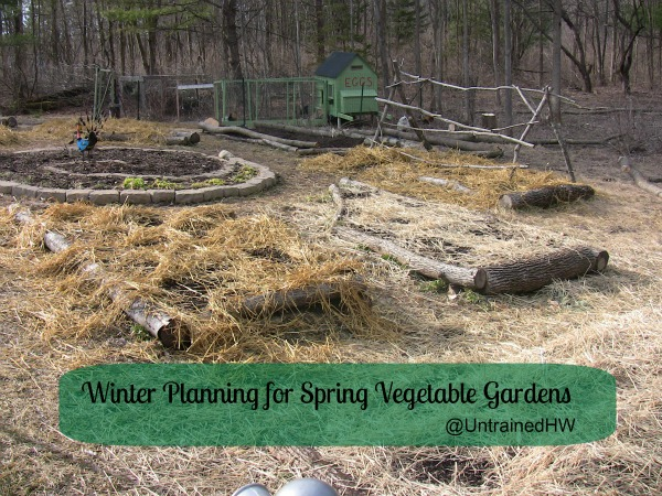 Winter Planning for Vegetable Gardens