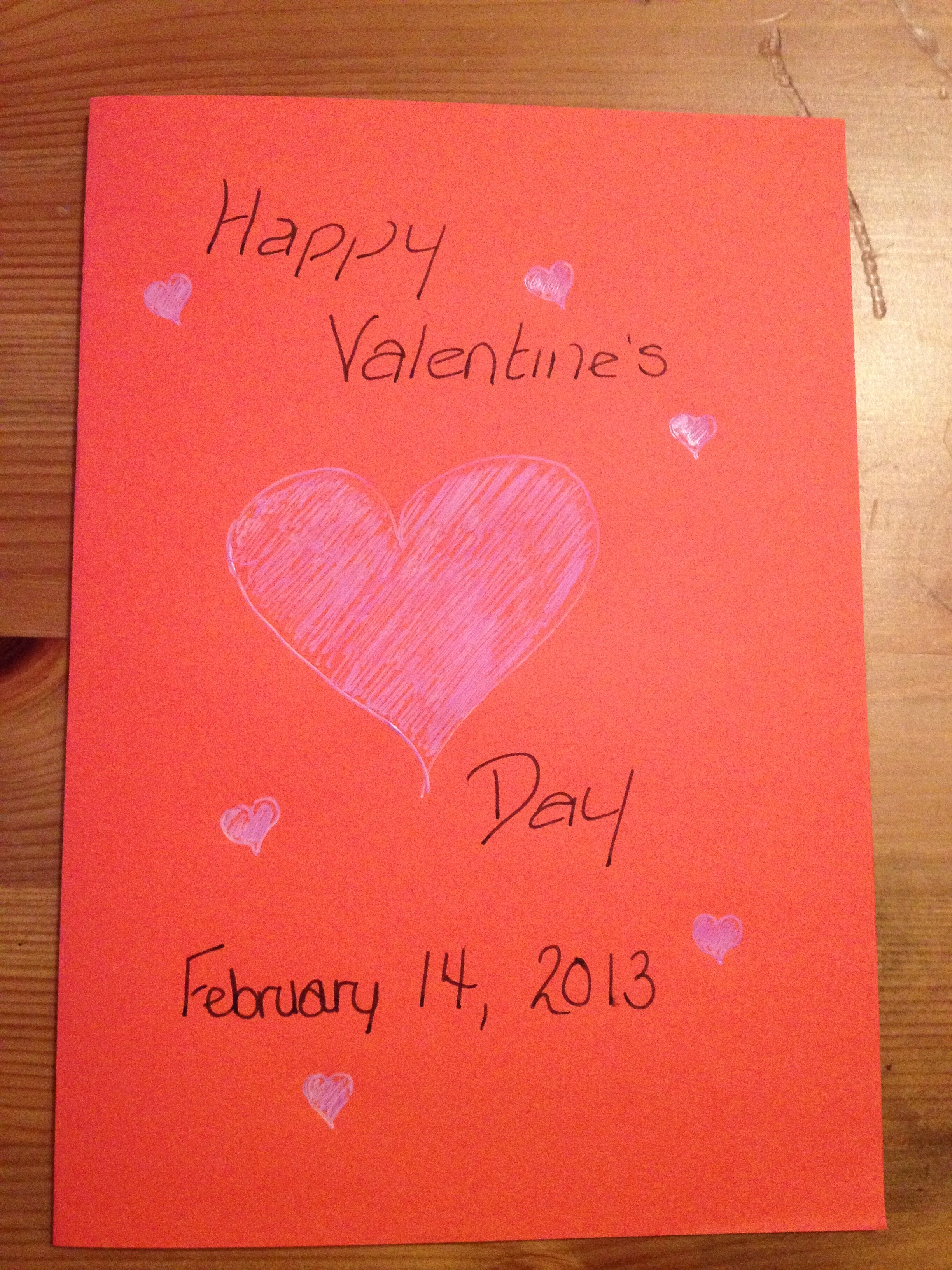 Create Your Own Special Valentines Day Menu Card – Create Your Own Valentines Card