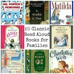 20 Classic Read Aloud Books for Families