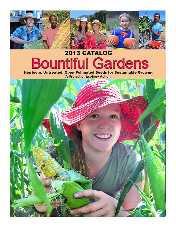 Heirloom Seed Garden Catalogs For Backyard Farmers To Order