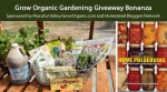 Homestead Bloggers Network Garden Giveaway