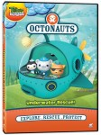 Octonauts are also available on DVD!