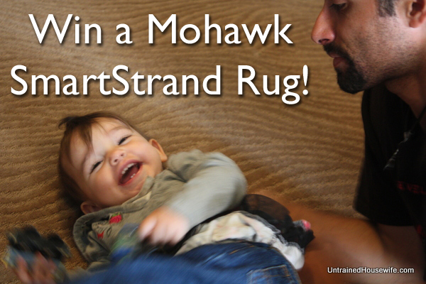 Win a Mohawk SmartStrand Rug