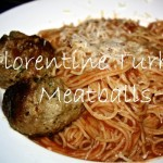 Florentine Turkey Meatballs