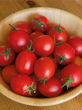 Sweet Baby Tomatoes for Containers