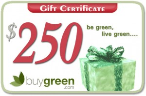 BuyGreen Earth Day Giveaway With Homestead Bloggers Network