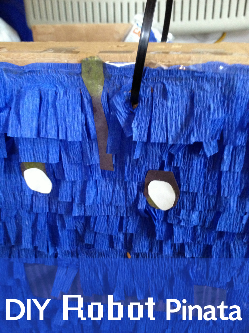 Make Your Own Robot Pinata