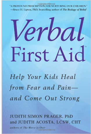 """Verbal First Aid"" parenting book"