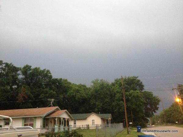 An Oklahoma Storm