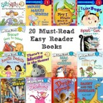 20 Must-Read Easy Reader Books