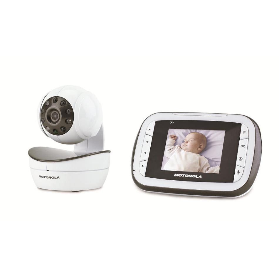 motorola mbp 41 video baby monitor review. Black Bedroom Furniture Sets. Home Design Ideas