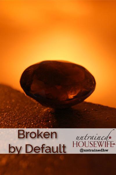 Broken by Default - Natural Beauty