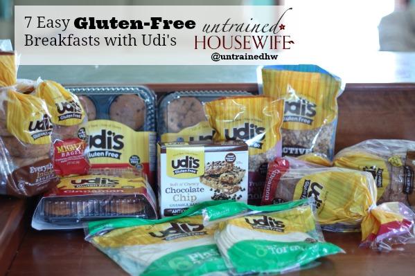 Gluten Free Breakfasts
