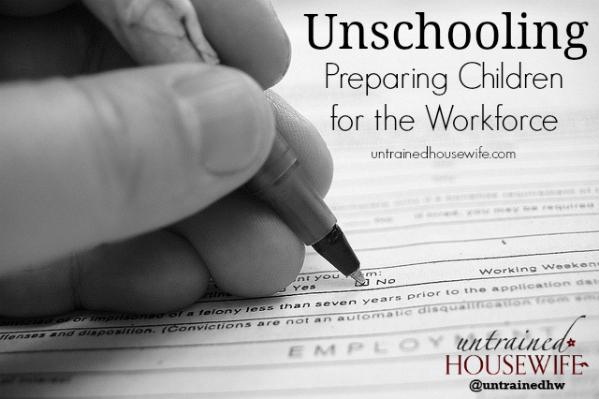 Preparing Homeschooled Kids for the Workforce