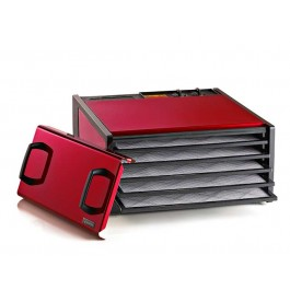 Red Colored Excalibur Dehydrator
