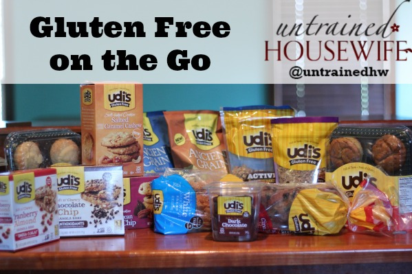Gluten Free on the Go