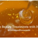 Using Honey for Homemade Beauty Products