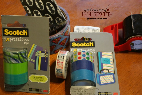 Pretty Tape from Scotch 3M Expressions