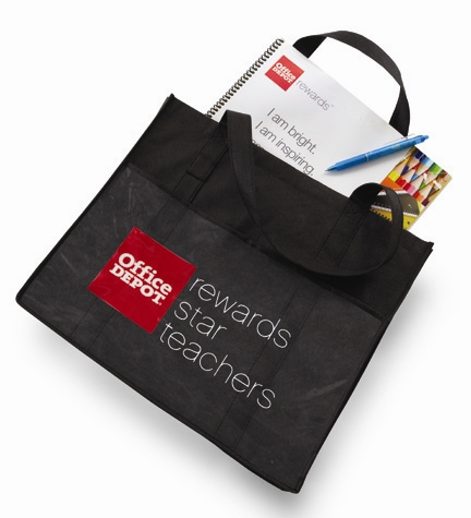 Gift with Purchase at Office Depot Teacher Events