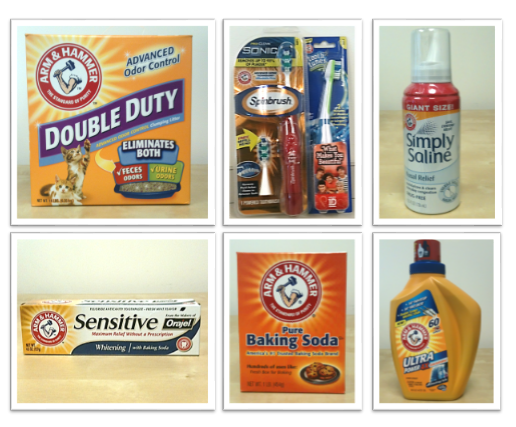 ARM & HAMMER $100 Giftcard Giveaway Plus Product Pack!