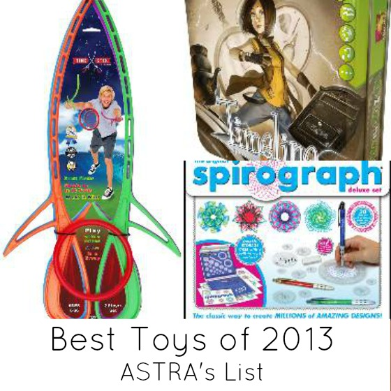 Best Toys of 2013 ASTRAs List