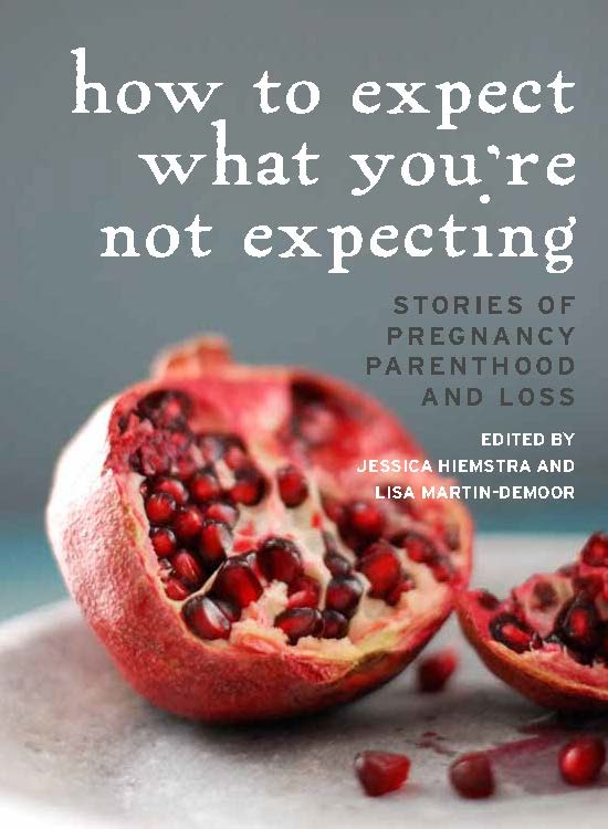How to Expect What You're Not Expecting cover