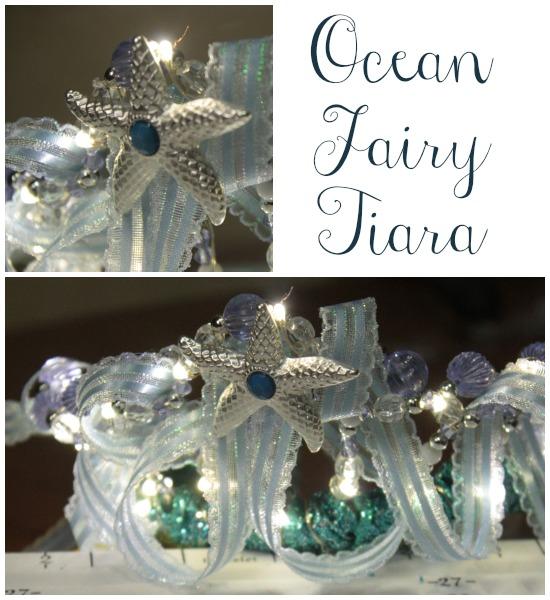 Ocean Fairy Tiara DIY