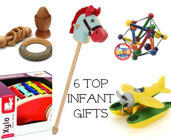 6 Top Heirloom or Eco Friendly Gifts for Babies