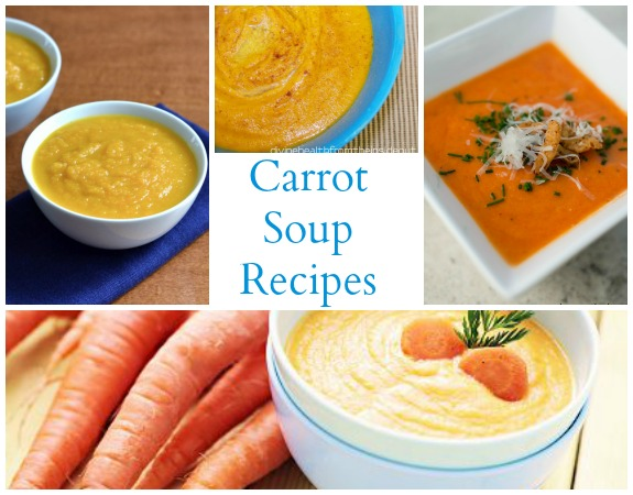Carrot Soup Recipes