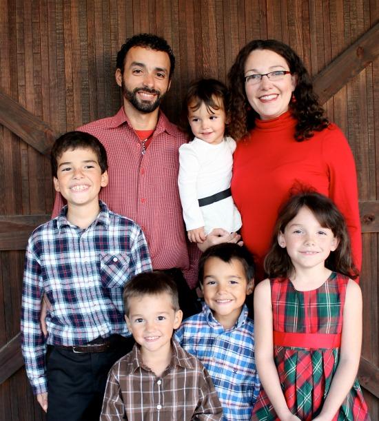 Family Photo for lasting smiles