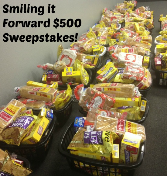 Smiling it forward Sweepstakes by Invisalign