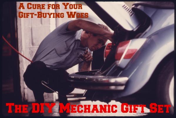 DIY mechanic
