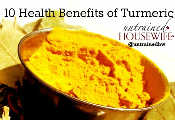 10 Health Benefits of Using Turmeric