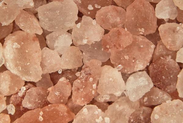 himalayan salt by jun seita