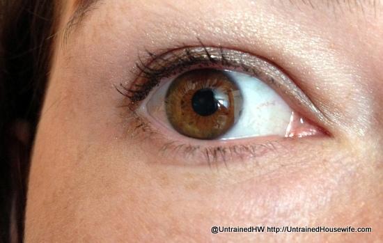 LUSH Vegan Eye Shadow Smokey Daytime Eye Makeup Review