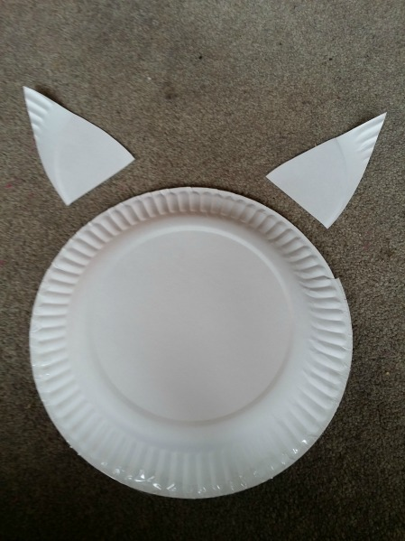 Making animal baskets from paper plates & DIY Paper Plate Animal Baskets