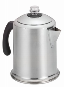 Homestead Kitchen Must Haves: Percolator