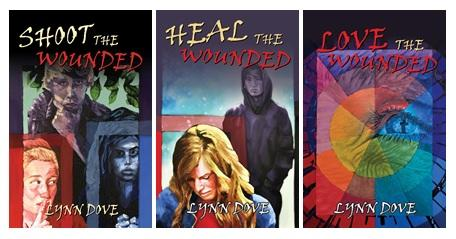 Lynn Dove's Love the Wounded books