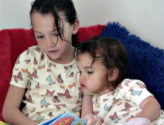 Review of Organic Pajamas by Skylar Luna